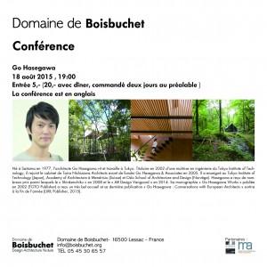 Hasegawa Conferences FR